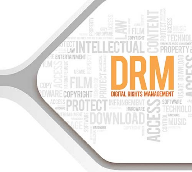 How do web browsers support DRM-protected video?